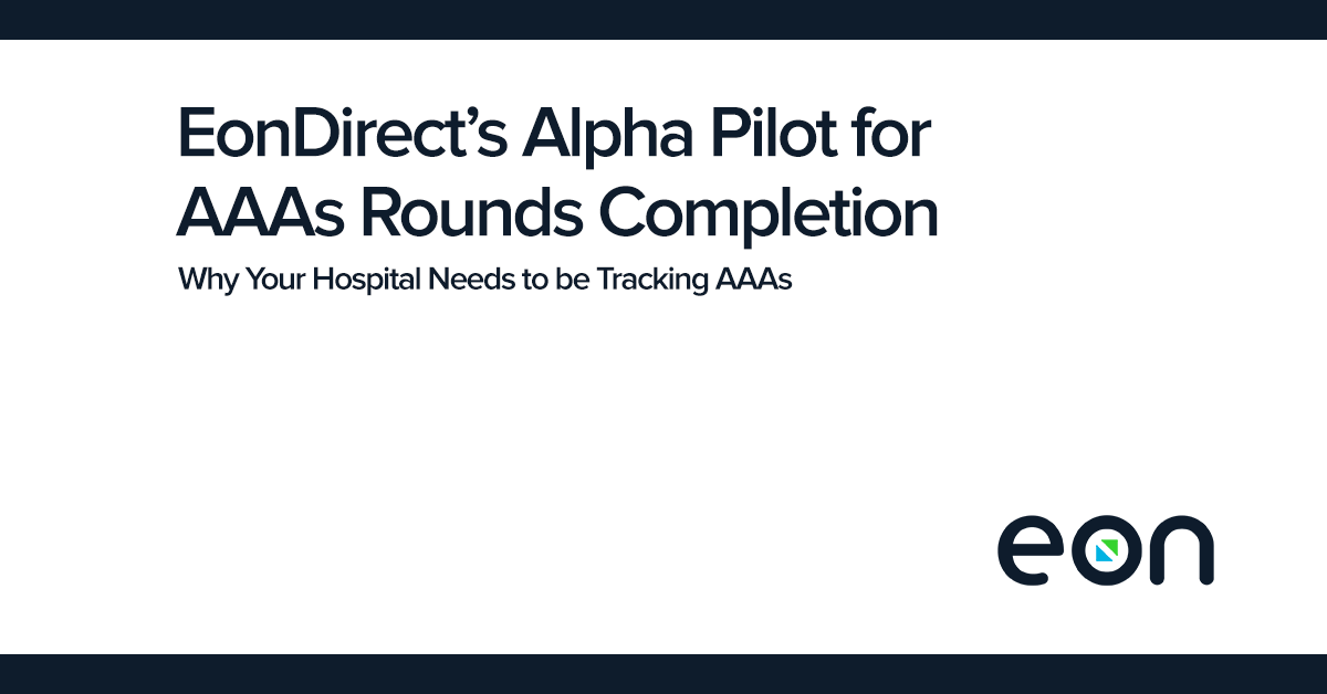 EonDirect's Alpha Pilot for AAA Rounds Completion