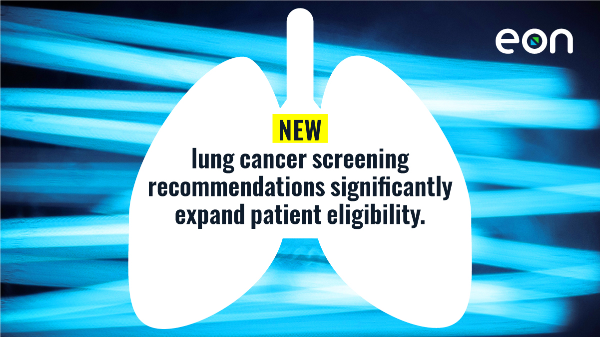 Patient Eligibility For Lung Cancer Screening Will Potentially Double Once New USPSTF Recommendations Are Formally Adopted